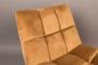BAR LOUNGE CHAIR  - Fluweel Golden Brown_