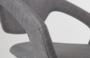 FLEXBACK CHAIR - Light grey / Black_
