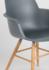armchair grijs
