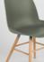 Groen stoel Zuiver