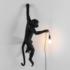 SELETTI - Monkey lamp - Hangend_