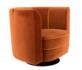 Flower Lounge Chair Oranje