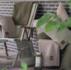 Kussen Juul Seda/Olive 50x50_