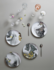 Ibride - YUAN Parnassa - 4x extra borden _