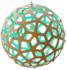 Lamp Coral met kleur 40cm_
