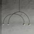 101 CPH - ARC pendant lamp Brass_
