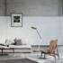 101 CPH - MODERNIST Floor Lamp Brass_