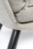 ZUIVER - Lazy Sack Lounge Chair - Grey_