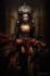 KAKY ART - Lady of the Night_